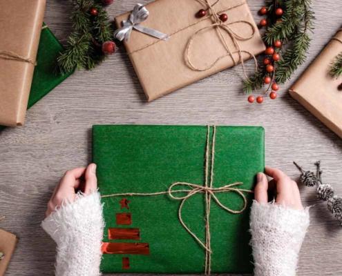Cadeaux de Noël alternatifs