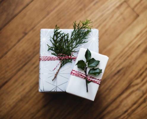 idées papier cadeaux recyclés et recyclabes