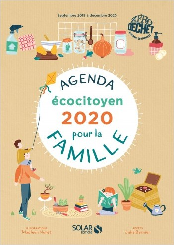 agenda ecocitoyen pour la famille